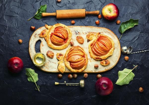 apple small pie