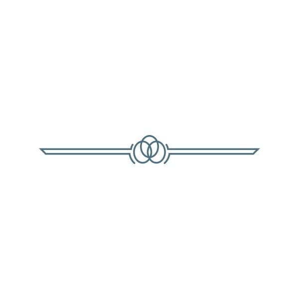 border ornament icon design template vector