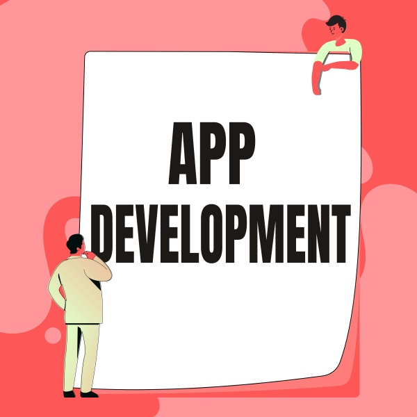 conceptual caption app development business