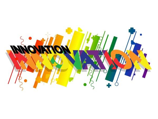 innovation vector logo