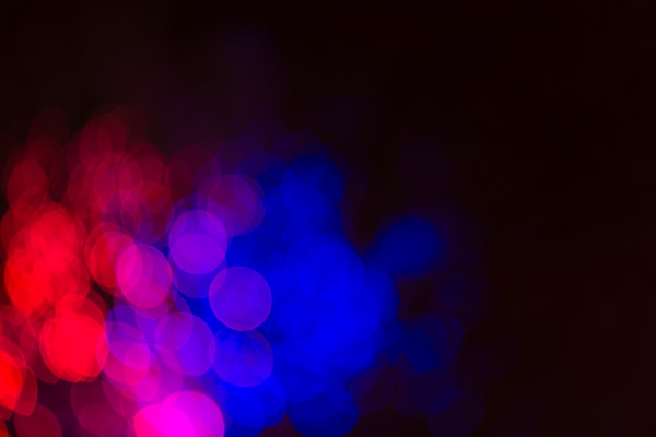 abstract background with bright colorful dots