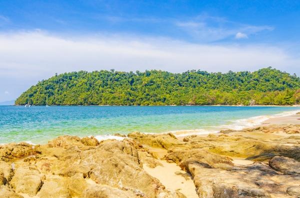 tropical paradise island koh phayam ao