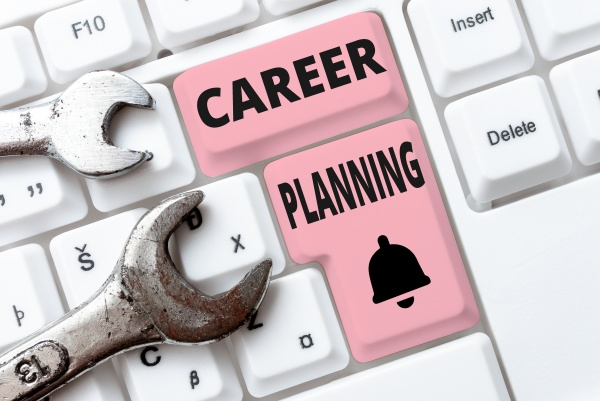 inspiration showing sign career planning business