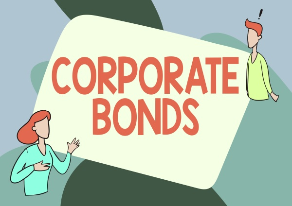 inspiration showing sign corporate bonds
