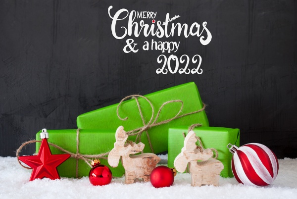 merry christmas and a happy 2022
