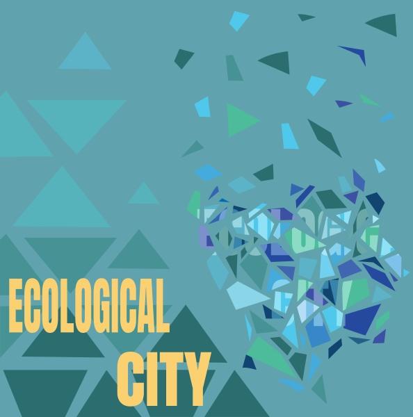 conceptual display ecological city internet