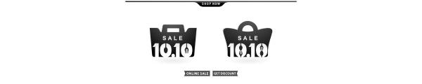 set of labels for sale
