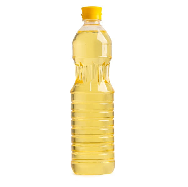 vegetable oil with olive oil in