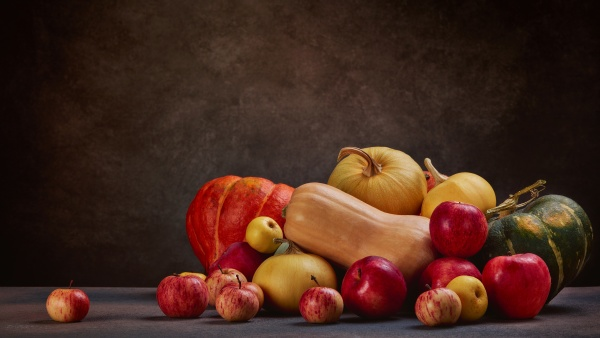autumn, harvest, , happy, thanksgiving, day, , halloween. - 30791776