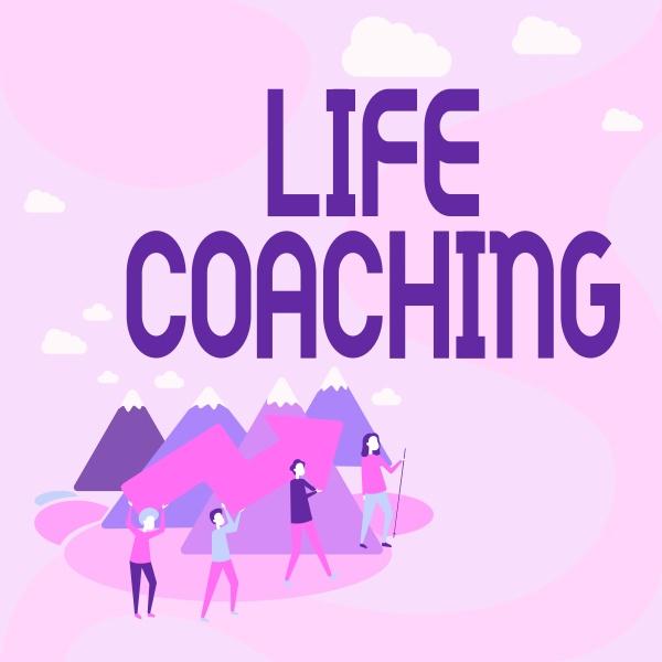 writing displaying text life coaching