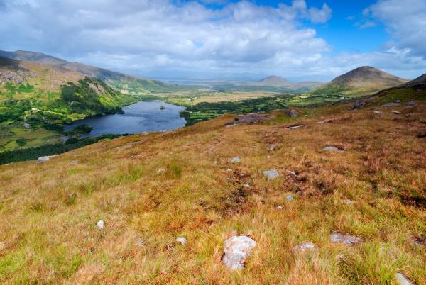 mountains landscape in ireland