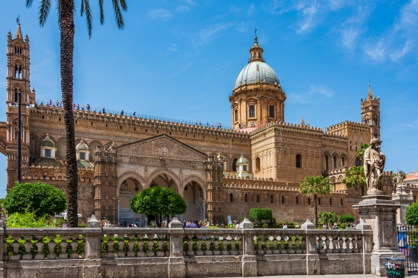cathedral of palermo sicily