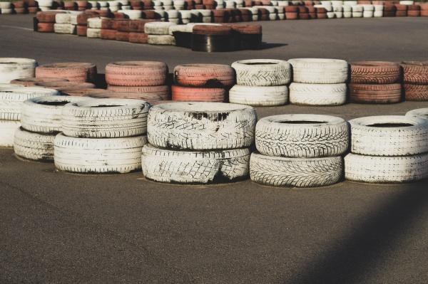 race track safety barrier asphalt racing
