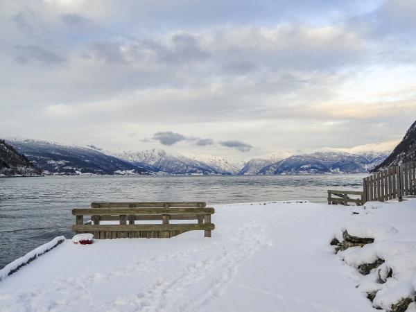 vik skisenter roysane norway wonderful view
