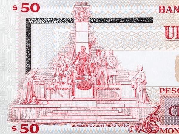 jose pedro varela monument from