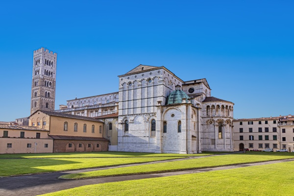 cathedral san martino in lucca