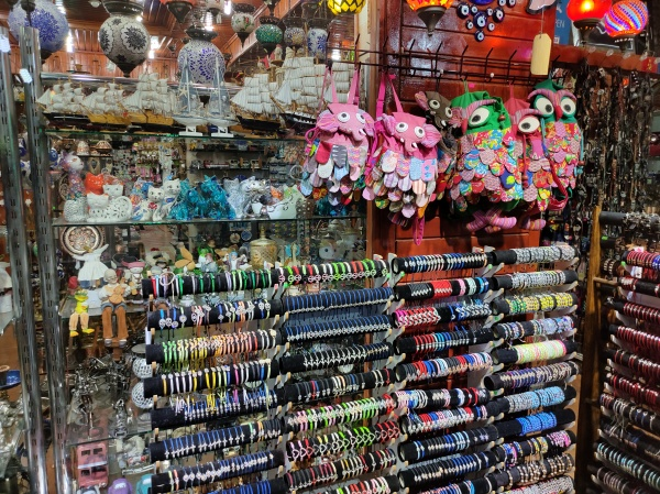 collection of turkish ceramics on sale
