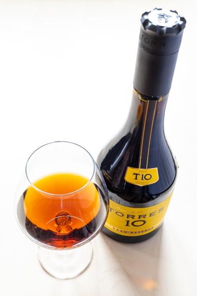 torres gran reserva 10 brandy and