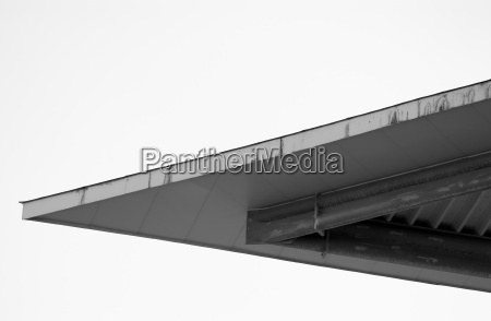 pointed roof