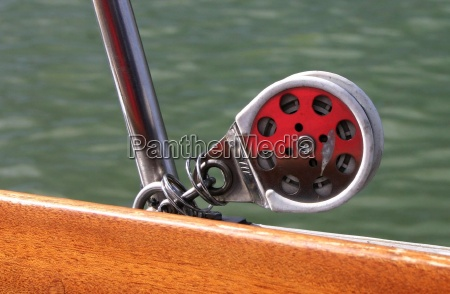detail sailboat