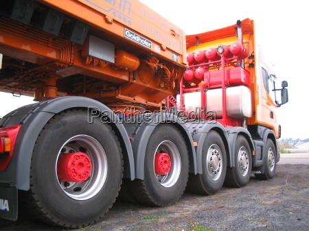 power truck