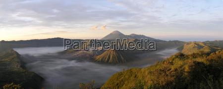 volcano park panorama