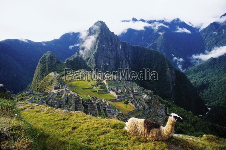 about the inca city of machu