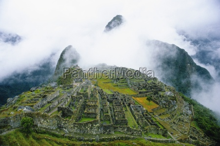 fog, on, the, machu, picchu, (peru) - 68817