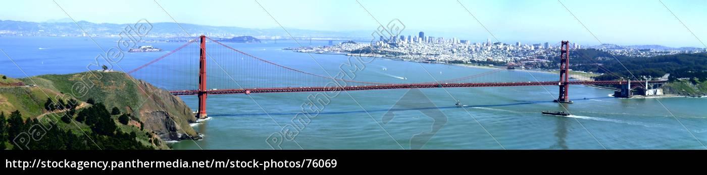 golden, gate, bridge - 76069