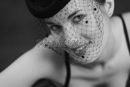 woman, with, veil - 82320