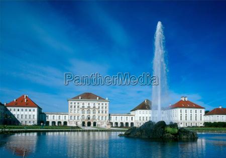 nymphenburg, palace, munich - 89486