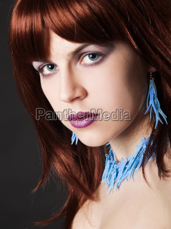 turquoise, eyes - 91976