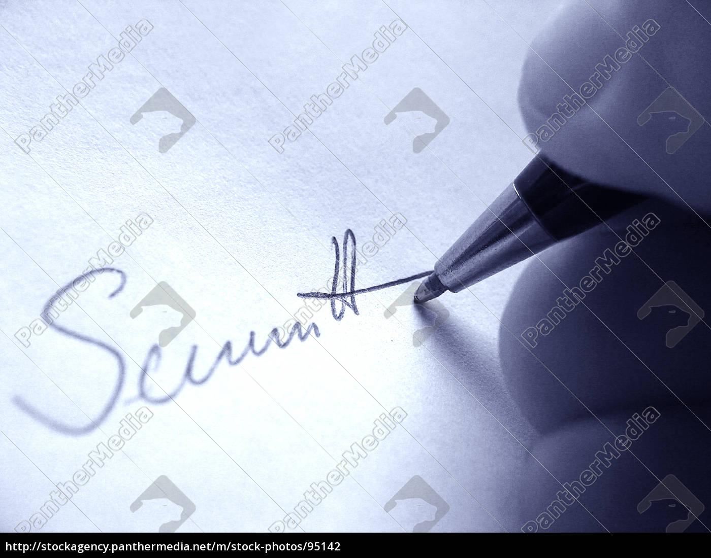 signature - 95142