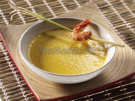 mango, curry, soup - 109100