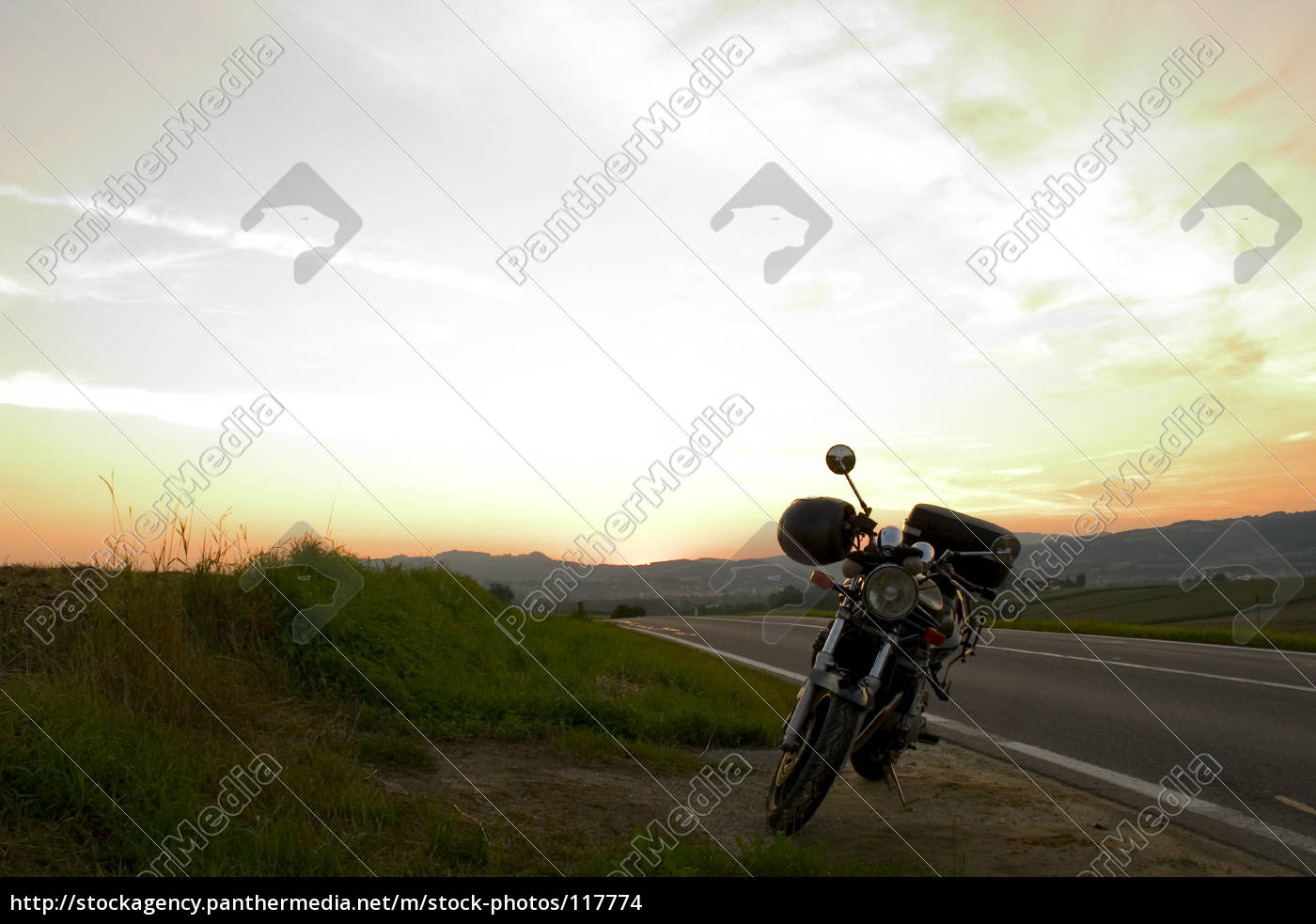 motorcycle, tour - 117774