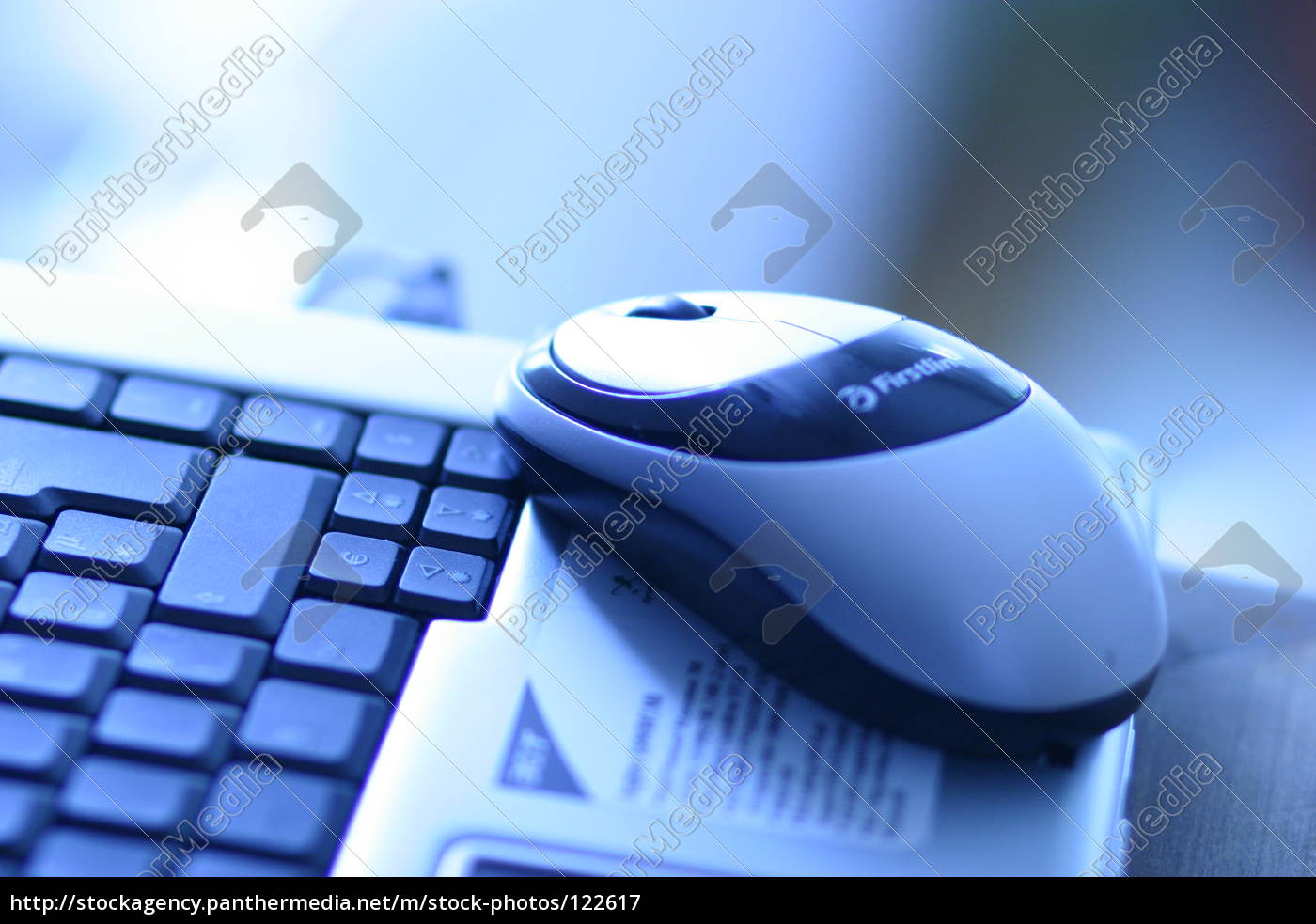 computer, and, mouse - 122617