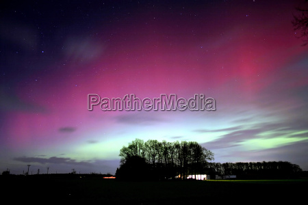 aurora, borealis - 135091