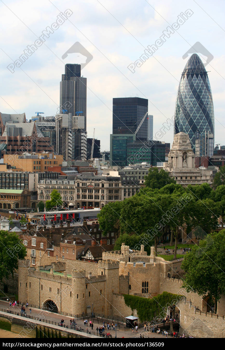 tower, of, london - 136509