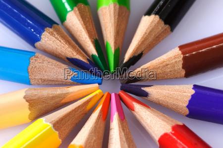 colour, circle - 153469