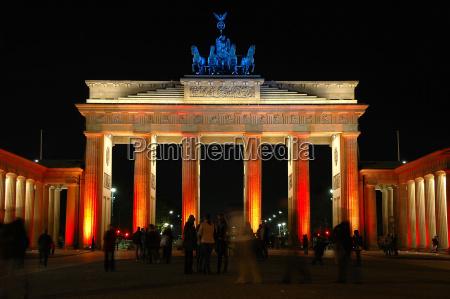 brandenburg, gate, berlin - 154679