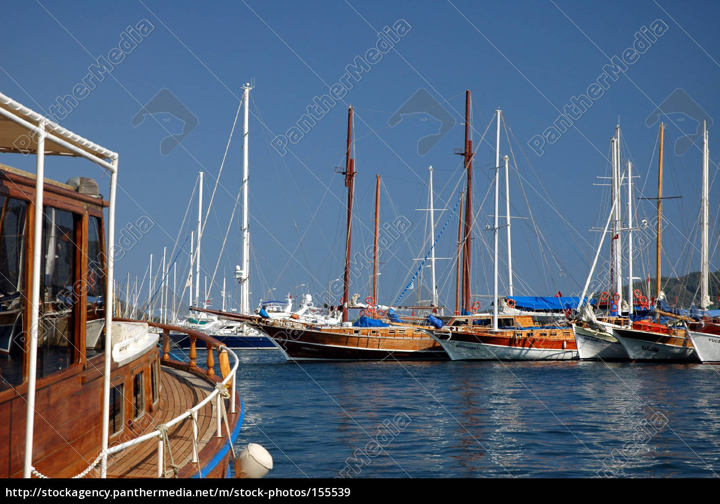 in, the, port, of, marmaris - 155539