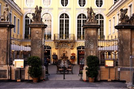 cafe, an, der, frauenkirche - 158986