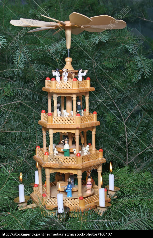 christmas, pyramid - 160407