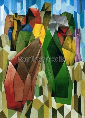 cubist houses