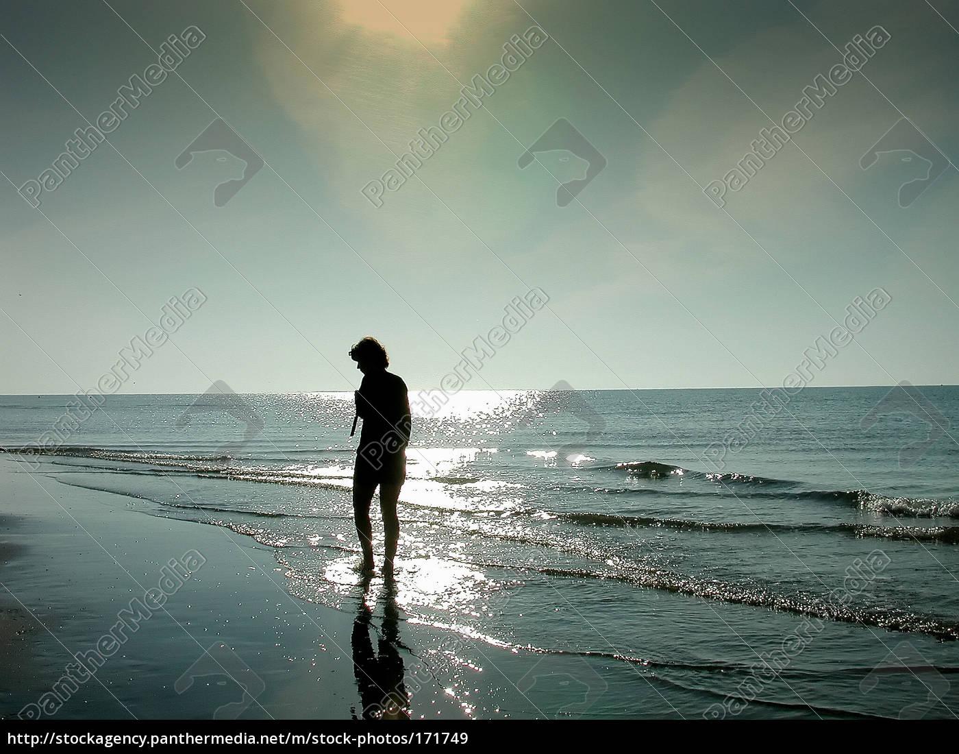 beach, walk - 171749