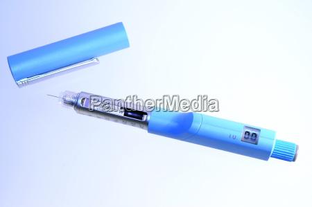 insulin, syringe - 179010