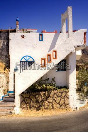 crete greek architecture