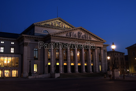 national, theater, munich - 218695