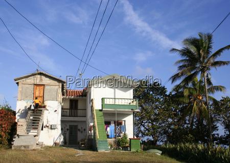 semi-detached, house, in, cuba - 221265