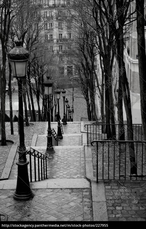 stairs, of, paris - 227955